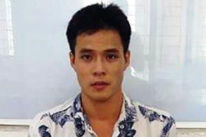 Kẻ trốn nã bị vây bắt trong quán cà phê ở Sài Gòn