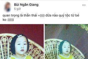 Biểu cảm quý tộc như Dung Mama, cô gái chứng minh 'quan trọng là thần thái'!