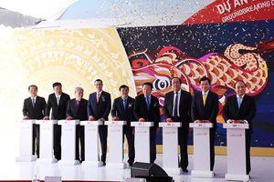 Thủ tướng Nguyễn Xuân Phúc dự lễ khởi công tổ hợp hóa dầu 5,4 tỷ USD