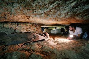 Bí ẩn bên trong nghĩa trang cổ Ai Cập vừa được phát hiện
