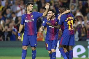Đè bẹp Girona, Barca tạo khoảng cách 10 điểm