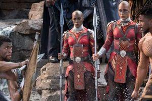 'Black Panther' tiếp tục khiến giới chuyên môn phải ngỡ ngàng
