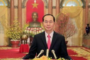 Chủ tịch nước sẽ thăm cấp Nhà nước tới Ấn Độ và Bangladesh
