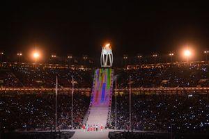 Olympic PyeongChang: Nồng ấm tình hữu nghị quốc tế, nồng ấm quan hệ liên Triều