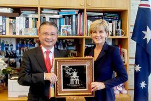 Báo Australia: Kỷ nguyên mới trong hành trình 45 năm quan hệ Việt Nam – Australia