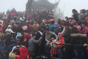 Khai hội Yên Tử, 60.000 lượt người hành hương