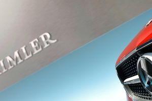 Mercedes-Benz 'kết duyên' với hãng xe Trung Quốc Geely