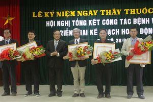 Huế: Vinh danh nhiều bác sỹ tại lễ kỷ niệm ngày Thầy thuốc Việt Nam
