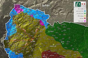Quân Thổ Nhĩ Kỳ chiếm thêm nhiều địa bàn người Kurd Syria bất chấp lệnh ngừng bắn