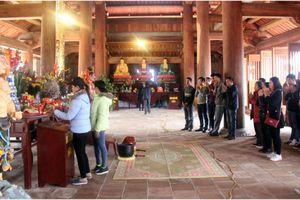 Ngày mai tỉnh Bắc Giang khai hội Tây Yên Tử