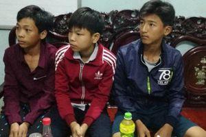 Bộ GD&ĐT tặng bằng khen cho học sinh nhặt được của rơi trả lại cho người bị mất