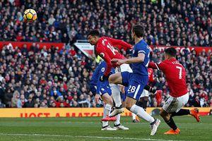 Video bàn thắng MU 2-1 Chelsea