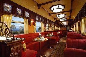 Choáng ngợp trước những chuyến tàu xa xỉ dành cho nhà giàu