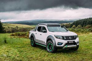 Nissan ra mắt mẫu Navara thể thao đối đầu Ford Ranger Raptor