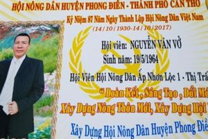 Một công ty 'gạ' nông dân chụp ảnh thẻ với giá cắt cổ 350.000 đồng