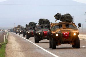 Thổ Nhĩ Kỳ triển khai đặc nhiệm đến Afrin, Syria 'chuẩn bị cho cuộc chiến mới'