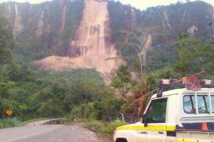 Vụ động đất tại Papua New Guinea: 30 người đã thiệt mạng