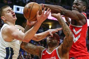Tiêu điểm NBA ngày 27/2: 30 ngày phô diễn sức mạnh của Houston Rockets
