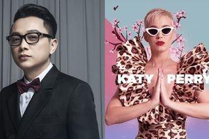 Katy Perry tiếp tục diện thiết kế của Nguyễn Công Trí