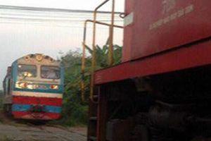 Đồng Nai: Hai tàu hỏa suýt đối đầu, cách nhau chỉ 10m