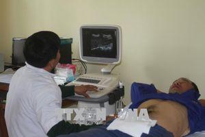 Hỗ trợ chăm sóc sức khỏe nhân dân vùng biên giới