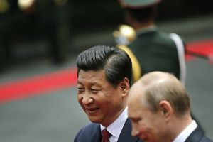 Nga - Trung Quốc quyết tâm xích lại gần nhau 'đun nóng chảy' Bắc Cực