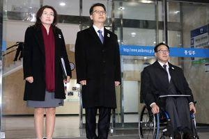 Hai miền Triều Tiên bắt đầu thảo luận về đoàn thể thao khuyết tật tham dự Paralympic PyeongChang 2018