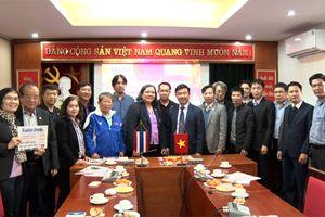 Báo Kinh tế & Đô thị và báo Thai News: Hợp tác truyền thông về xúc tiến đầu tư và du lịch
