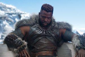 M'Baku trong 'Black Panther': Vẻ ngoài hầm hố nhưng thực chất 'hổ báo trường mẫu giáo'