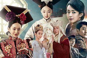 Sự nghiệp diễn xuất trên màn ảnh rộng của 'Nữ vương Nữ nhi quốc' Triệu Lệ Dĩnh