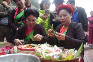 Hội Lim 2018: Dán nội quy nghiêm cấm 'ngửa nón nhận tiền'