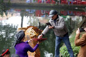 Hội Lim: Vẫn 'ngả nón xin tiền'