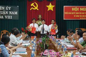 Phó chánh văn phòng Tỉnh ủy Bình Thuận làm bí thư huyện 'thủ phủ' thanh long