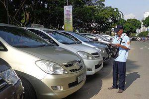 TP.HCM đề xuất tăng 25% phí đỗ ô tô