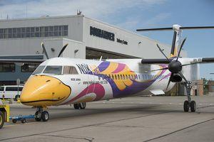 Máy bay Nok Air hạ cánh khẩn cấp vì động cơ bốc cháy
