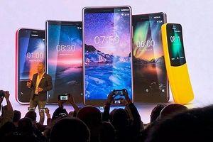 MWC 2018: Loạt smartphone ấn tượng trong ngày đầu triển lãm