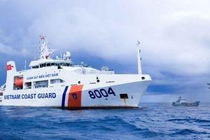 Cảnh sát biển và những chuyên án vượt trùng khơi
