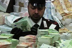 Italia triệt phá nhiều vụ làm tiền giả