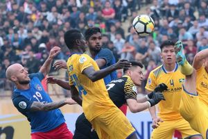 Bộ đôi U23 Việt Nam mang về chiến thắng cho Sông Lam Nghệ An