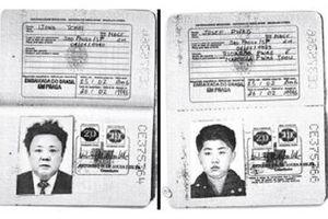 Nghi vấn cha con ông Kim Jong-un từng dùng hộ chiếu Brazil xin visa phương Tây