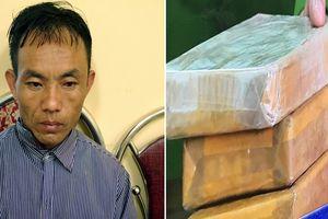 Nghệ An: Bắt giữ đối tượng tàng trữ 3 bánh heroin và nhiều vũ khí nóng