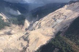 Động đất 7,5 độ richter ở Papua New Guinea, nhiều thương vong