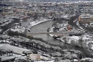 Châu Âu lạnh bất thường như Bắc Cực