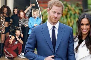 Spice Girls sẽ biểu diễn trong đám cưới hoàng tử Anh Harry