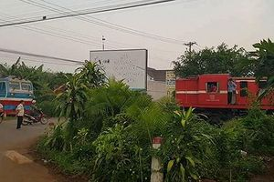 Vụ 2 đoàn tàu suýt đâm nhau ở Đồng Nai: Đình chỉ công tác lái tàu khách