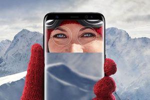 Công nghệ bảo mật Intelligent Scan trên Galaxy S9 thua xa Face ID trên iPhone X?
