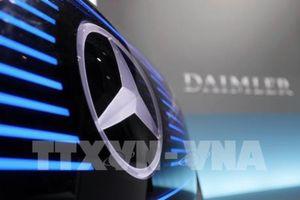 Đức xem xét lại quy định về thông báo cổ phần sau vụ Trung Quốc đầu tư vào Daimler