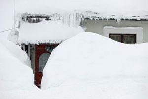 Bão tuyết lịch sử khiến châu Âu điêu đứng dưới cái lạnh -22 độ