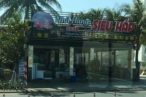 Phạt nhà hàng in phiếu tính tiền toàn tiếng Trung Quốc, bị tố 'chặt chém'