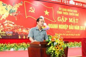 Thừa Thiên - Huế có tân Giám đốc Sở GTVT từ ngày 1/3